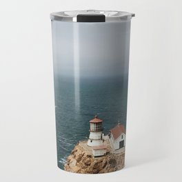 Point Reyes Lighthouse Travel Mug