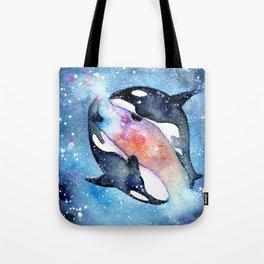 Orca Dance Tote Bag