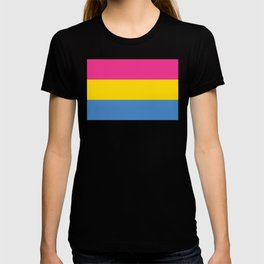Pansexual Flag T-shirt