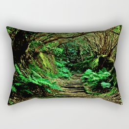 Forest Secrets Rectangular Pillow