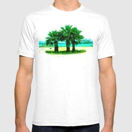 Tropical Tree Trio T-shirt