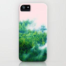 Into The Fog #society6 #decor #buyart iPhone Case