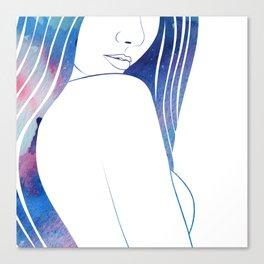 Celestial V Canvas Print