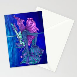 Pole Stars - PISCES Stationery Cards