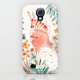 BOOFUS the Major Mitchell's Cockatoo iPhone Case