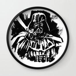 Japanesse Vader Wall Clock