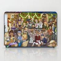 hetalia iPad Cases featuring Buon Appetito by Shop Kreama