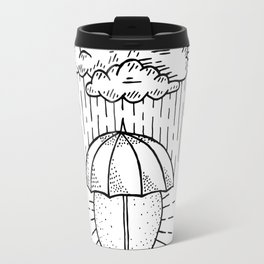 rain and sun Travel Mug