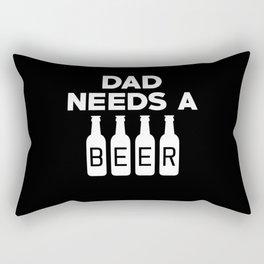 Papa Papa Birthday Papa Sayings Best Papa Rectangular Pillow
