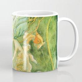 Treasures of the Lotus Nymph Coffee Mug
