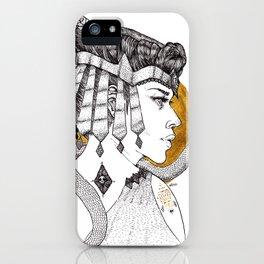 Sailor Galaxia - SailorMoon Fanart iPhone Case