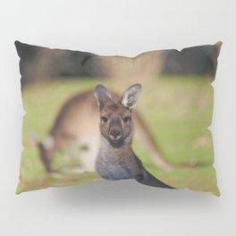 Mundaring Kangaroos Pillow Sham