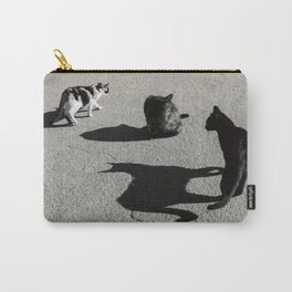 The Shadow Cat Carry-All Pouch