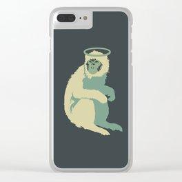 Pixies Doolittle Monkey Alternative Rock Design Clear iPhone Case