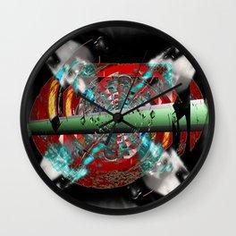 Quake Wall Clock