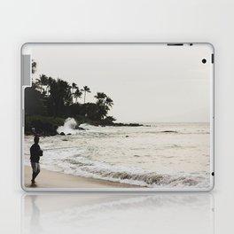 time to fish Laptop & iPad Skin