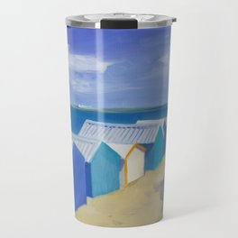 Summer Shacks #3 Travel Mug