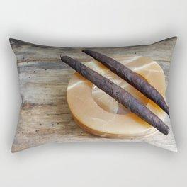 Italian Toscano cigars Rectangular Pillow