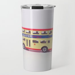 Hong Kong Bus Travel Mug