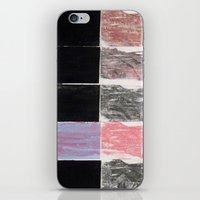 hands iPhone & iPod Skins featuring HANDS by Brandon Neher