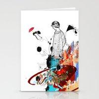 sketch Stationery Cards featuring Sketch by Adriana Bermúdez