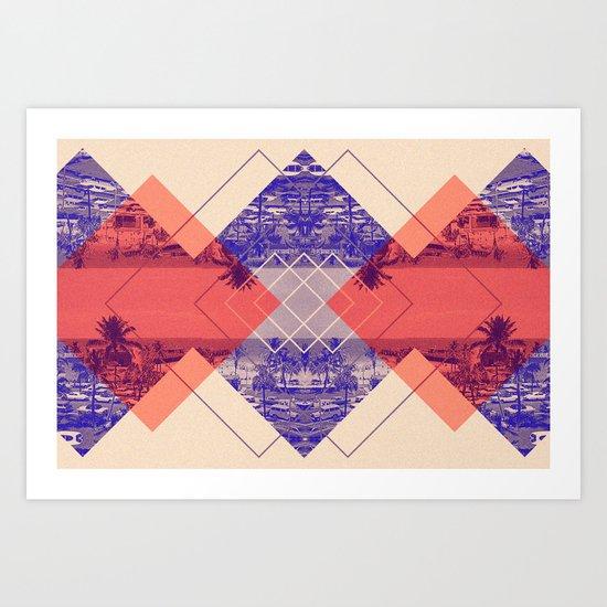 WIAWI Art Print