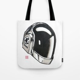 Daft Punk Guy-Manuel de Homem-Christo Tote Bag