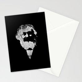 Karl Marx- Gone But Not Forgotten Stationery Cards