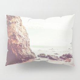 Malibu,beach photography, Los Angeles, beach, seaside, California, surf, California ph Pillow Sham