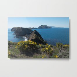 Inspiration Point Metal Print