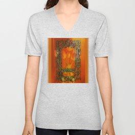 Orangerie Unisex V-Neck