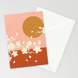 Sakura Blossom Bliss Stationery Cards