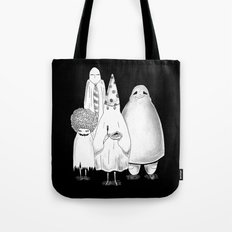 Sheet Ghost Party Tote Bag
