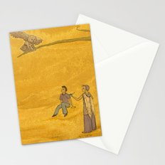 The Bird of Truth Stationery Cards