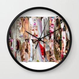 Throbthrob 03 Wall Clock