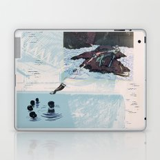 New Discoveries and Dangers Laptop & iPad Skin