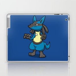Pokémon - Number 448! Laptop & iPad Skin