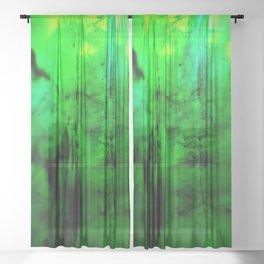 Blobs Sheer Curtain
