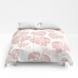 Tropical pattern 003 Comforters