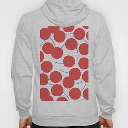 Red cherries Hoody