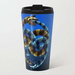 The Never Ending Sand Worm Travel Mug