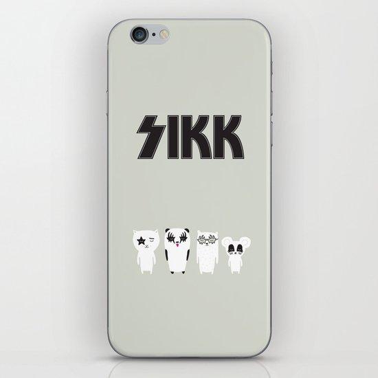 SIKK - ANALOG zine iPhone & iPod Skin