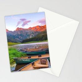 Piney Lake Stationery Cards