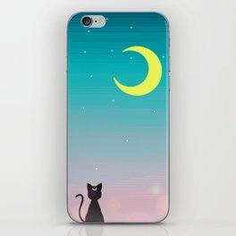 Sailor Night iPhone Skin