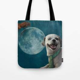 The little dog laughed Tote Bag