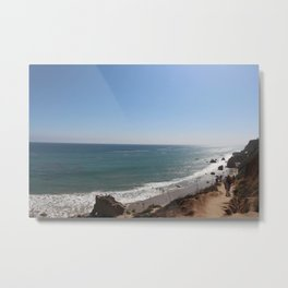 El Matador from a digital perspective Metal Print