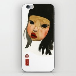 Asian Doll iPhone Skin
