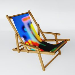 LA at Night Sling Chair