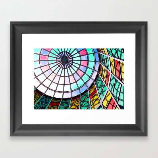"""Angles"" by Cap Blackard Framed Art Print"