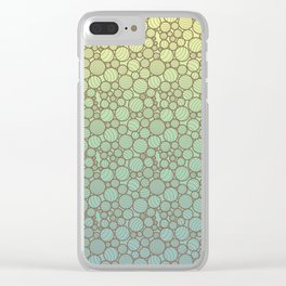 Croquet Clear iPhone Case